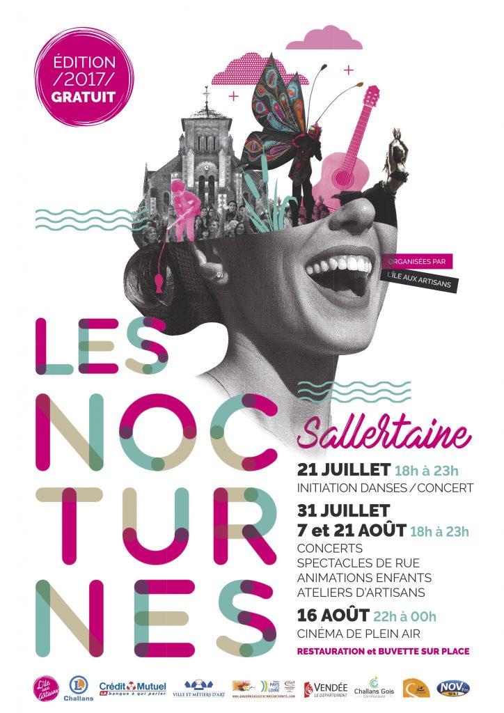 Nocturnes in Sallertaine